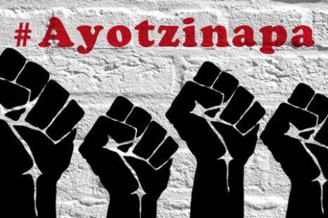 Ayotzinapa mueve la solidaridad de México y el mundo en redes sociales