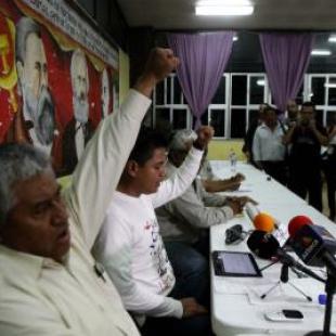Próximas acciones de la ANP por Ayotzinapa