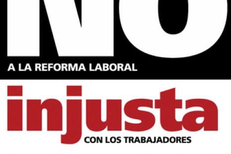 Reforma Laboral a escondidas