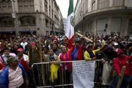 México: Oaxaca, Guerrero, Michoacán nos enseñan a luchar y los gobiernos a reprimir y asesinar