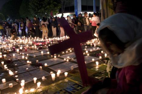 Neza y Chimalhuacán contra los feminicidos en Edomex