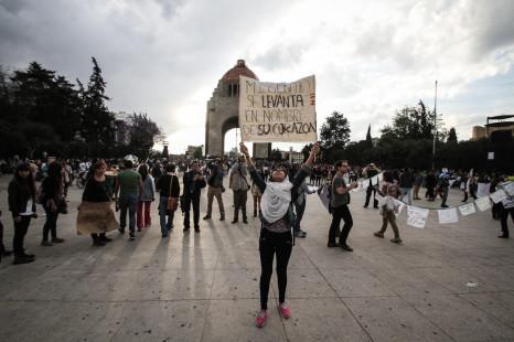 «Estamos con la misma fuerza y con la misma desesperación de cuando empezamos» Madres y padres de Ayotzinapa