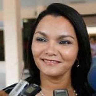 Diputada Federal violenta a personas migrantes, exigen se retracte