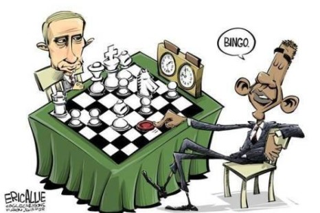Rusia hace guerra ideológica a Occidente