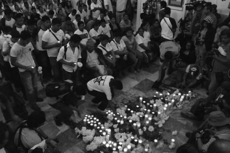 Ayotzinapa y las luchas estudiantiles en América Latina