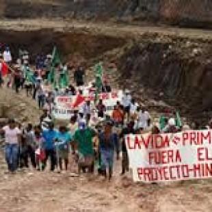 Las mineras no son santas: causan contaminación, muerte y explotación laboral