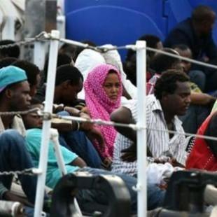 Europa quiere las riquezas de África, pero a las personas no