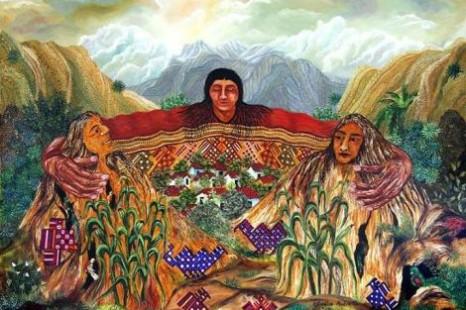 Re-Construyendo la panaka comunal en los Andes