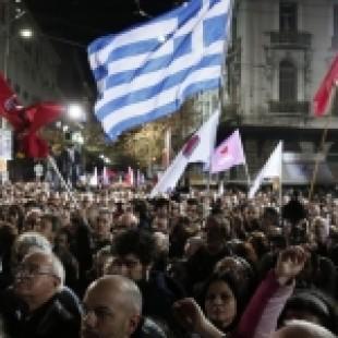 El terrorismo financiero contra Grecia