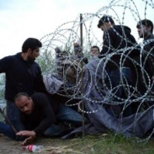 Refugiados en Europa, rompiendo el silencio