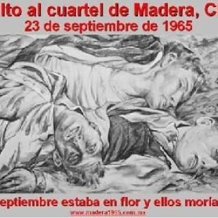 EN MEMORIA DE LOS CAÍDOS EN COMBATE EL 23 DE SEPTIEMBRE DE 1965