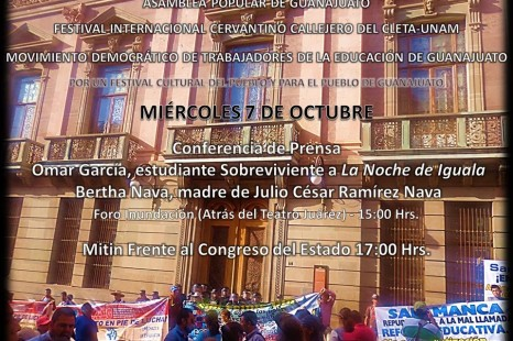 Festival Internacional Cervantino Callejero del CLETA-UNAM