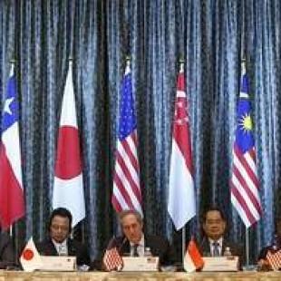 """La organización Amigos de la Tierra alerta que el TPP es """"una amenaza para las personas y el planeta"""""""