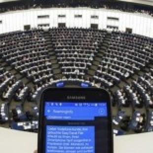 El Parlamento Europeo abre la puerta a la privatización de Internet