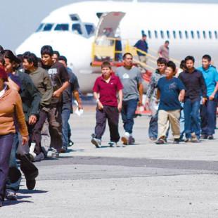 """México, """"brazo ejecutor de la política migratoria de Estados Unidos"""