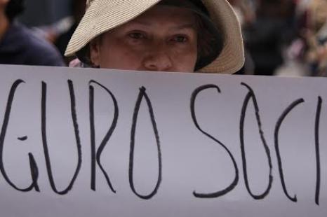 Convocan el 9 de octubre marcha nacional por la sanidad mexicana