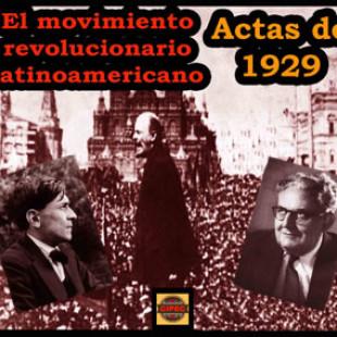 [Libro] El movimiento revolucionario latinoamericano