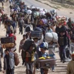 Los migrantes una vez más culpables