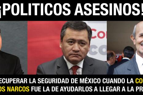 ASESINOS POLÍTICOS