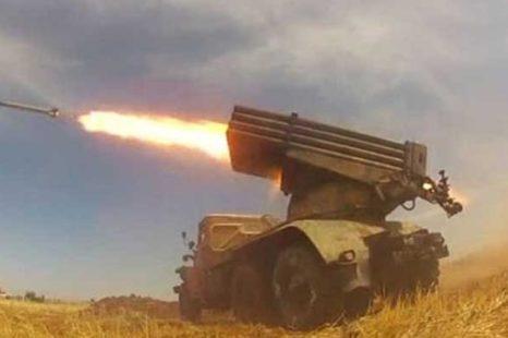 Siria bombardea posiciones del Estado Islámico tras los ataques en París