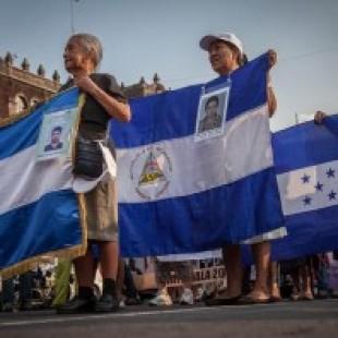 Centroamérica. Las que nunca se cansan de buscar