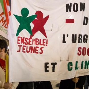 Jornada contra cambio climático exige medidas y compromiso