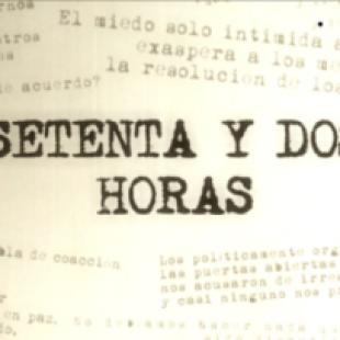 Documental: Setenta y dos horas. Autonomía obrera en la Barcelona de los años sesenta