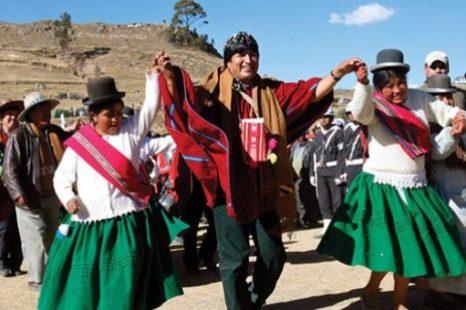 Bolivia entre indígenas y sectores medios