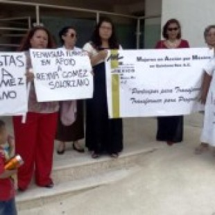 Denuncian proceso penal discriminatorio contra mujer en Quintana Roo