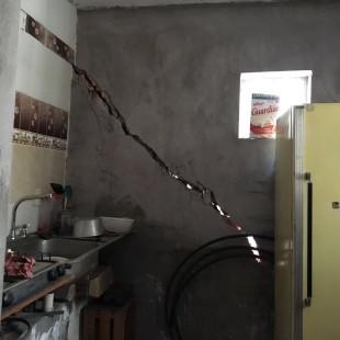 La gentrificación que raja la pared: un caso en la ciudad de México