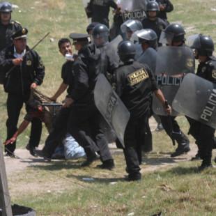 Ley Atenco anuncia nueva escalada represiva: Doña Trini
