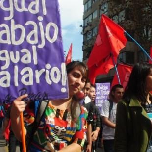 #8M Agenda de las mujeres: una asignatura pendiente