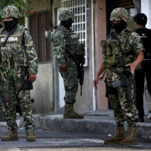 Podrán militares catear domicilios e intervenir comunicaciones de civiles