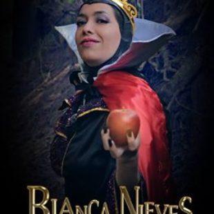 Blanca Nieves en busca de los 7 enanos