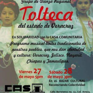 SOLIDARIDAD CON LA CASA COMUNITARIA
