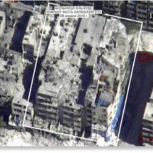 Alepo ciudad mártir