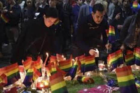 El gobierno se beneficia con matanzas como la de Orlando (EEUU)