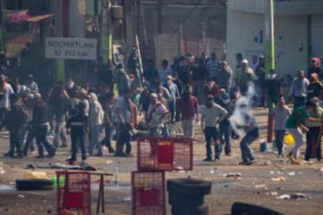 Los motivos detrás de Nochixtlán, Oaxaca y la contrainsurgencia desplegada en todo México