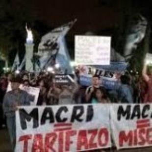 En la Argentina se está instalando un gobierno capitalista neo-liberal