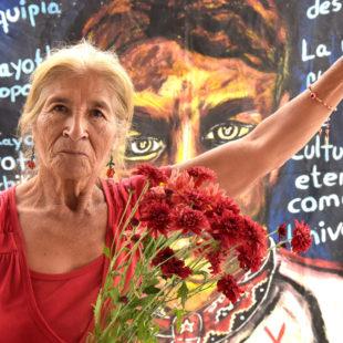 Los ejidatarios de Atenco refrendan la lucha contra el nuevo aeropuerto en el XV aniversario de la defensa de sus tierras