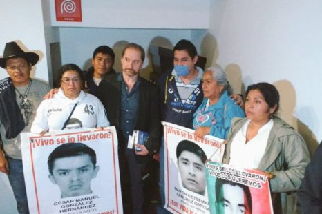 No hay voluntad política para continuar investigaciones sobre Ayotzinapa: Carlos Beristain