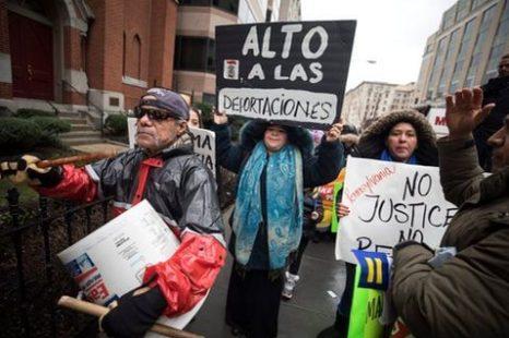 En juicios de deportación, más de 127 mil mexicanos en Estados Unidos