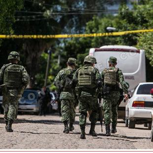 Ley de Seguridad Interior: ceden civiles gobernabilidad a militares