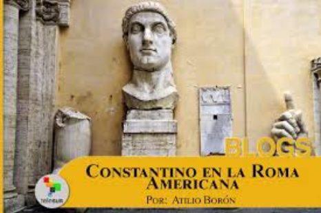Constantino en la Roma americana