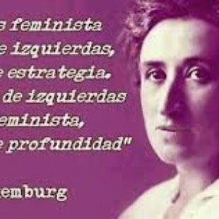 Rosa Luxemburgo: La proletaria (escrito en marzo de 1914)