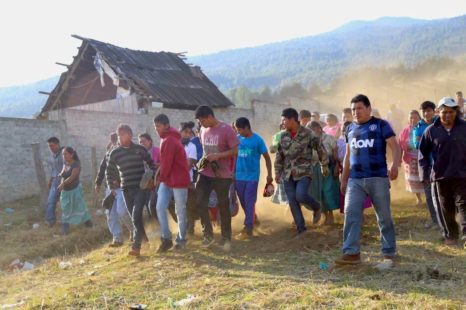 En dos años 166 agresiones contra comunidades indígenas en México por megaproyectos