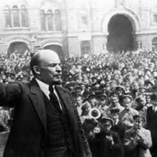 Los bolcheviques, Lenin y las Tesis de abril