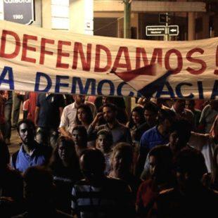 """Paraguay: """"no a la reelección"""" grita la ira de un pueblo"""