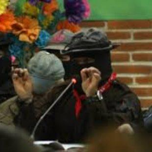 EZLN: El mundo capitalista es una finca amurallada