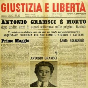 """La """"inactualidad"""" de Gramsci. A 80 años de su muerte"""